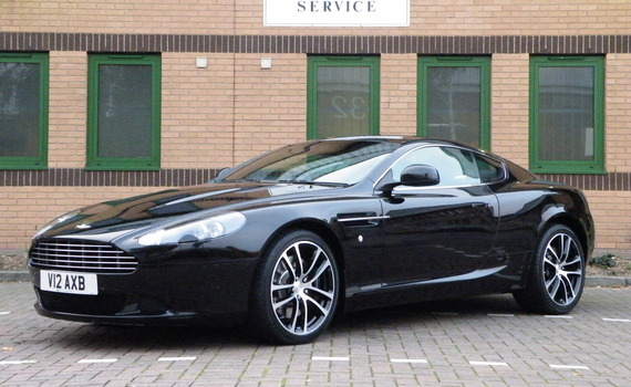 Aston Service London - Aston martin vantage maintenance
